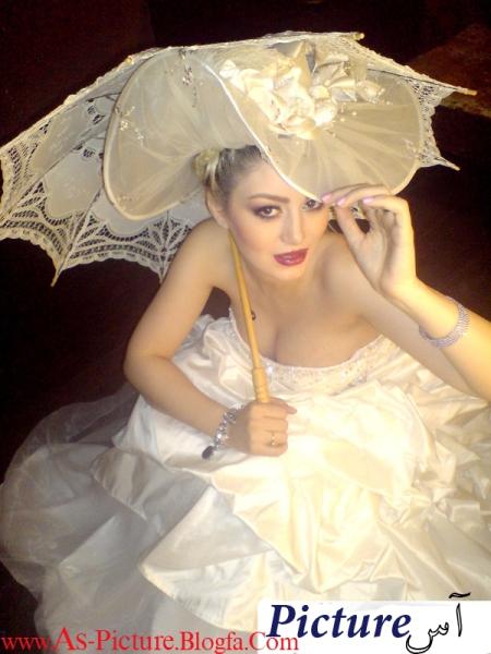 عکس عروسی بی حجاب و لختی سحر قریشی